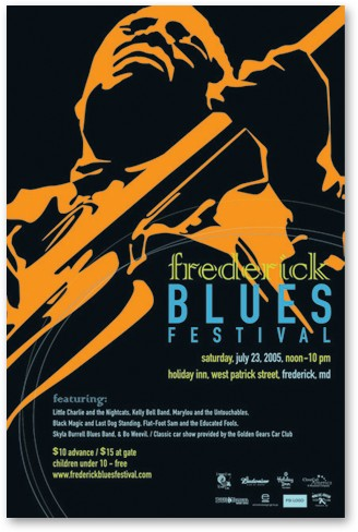 Frederick Blues Festival