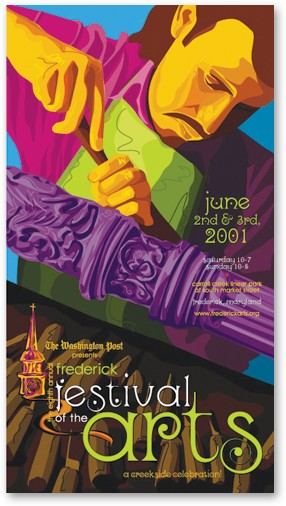Frederick Festival of the Arts (Poster)